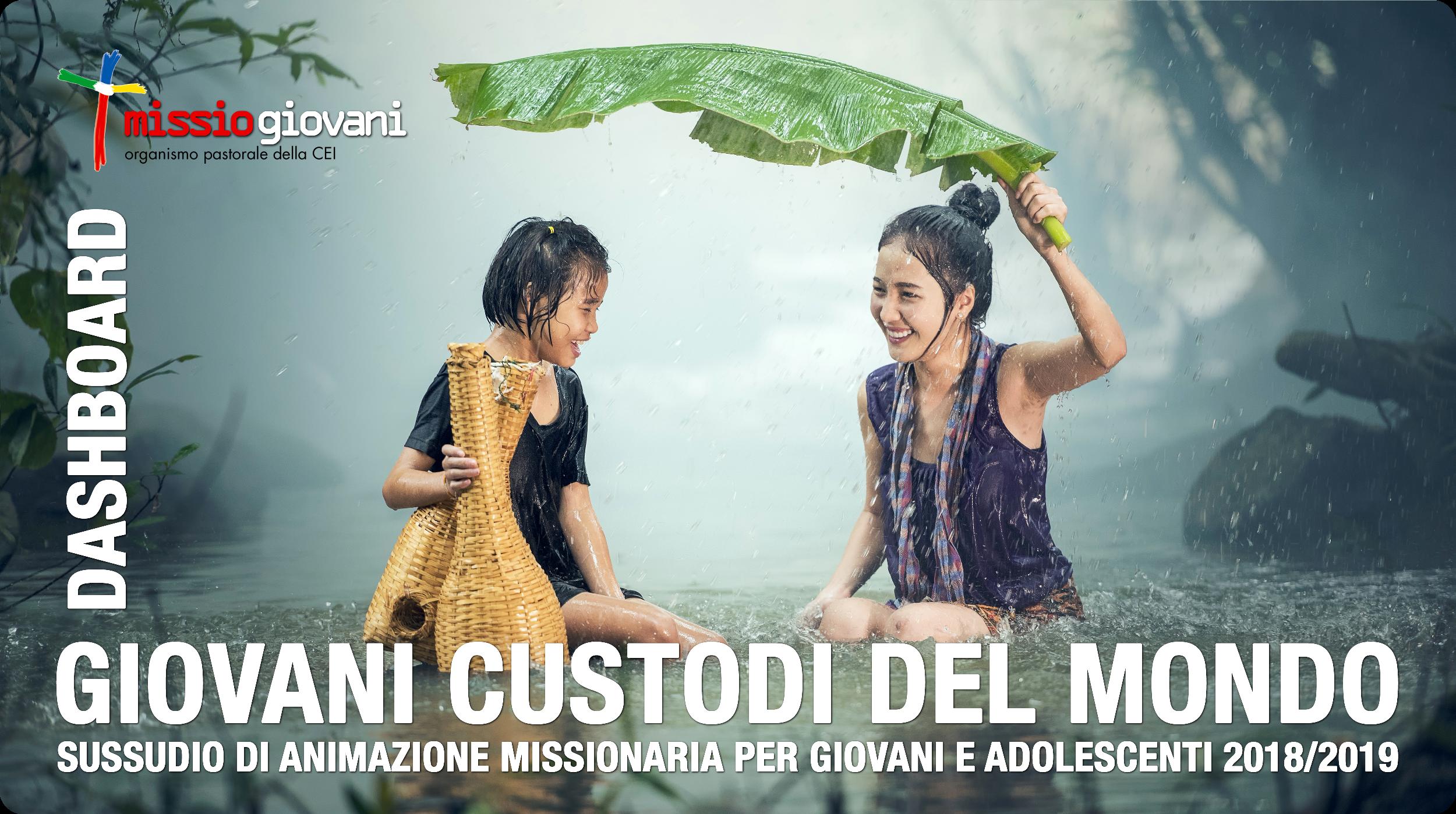Missio Giovani Dashboard
